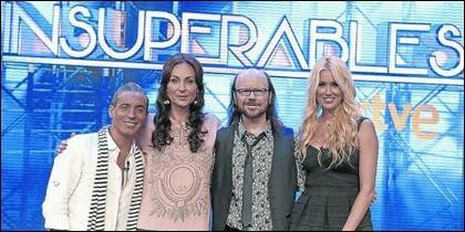 'Insuperables' no remonta a TVE