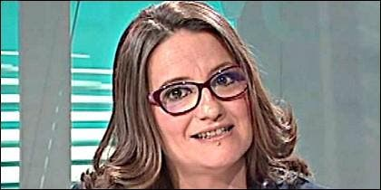Le 'pone' Tania Sánchez.