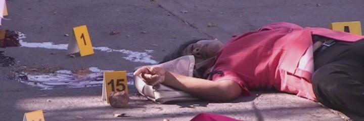 Mujer asesinada en México