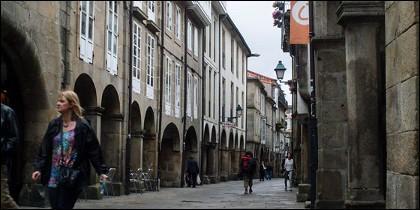 Compostela histórica.