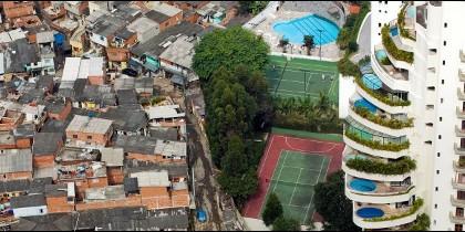 Pobreza y riqueza en Paraguay