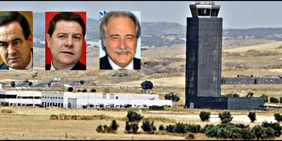 El desastre del aeropuerto Don Quijote fue perpetrado al alimón por los socialistas Barreda, Bono, García Page con la ayuda de Hernández Moló.