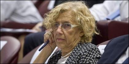Manuela Carmena, desmentida por las ONG.
