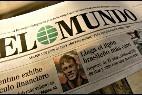 Cabecera del diario 'El Mundo'.