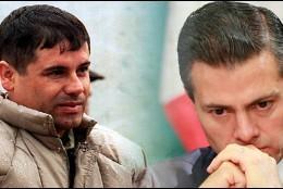 'El Chapo' y Peña Nieto