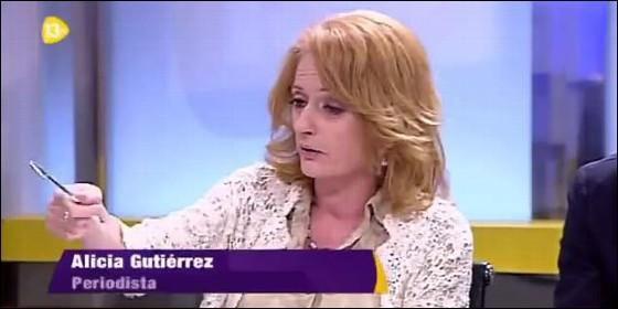 Alicia Gutiérrez, redactora de Infolibre.