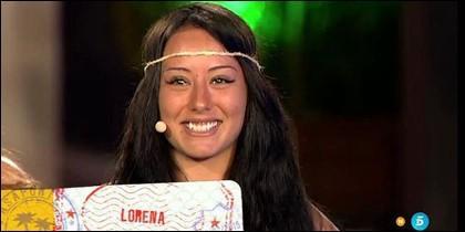 Lorena da Souza ('Pasaporte a la isla').