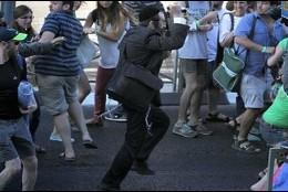 Desfile del orgullo gay 2005 nyc