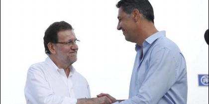 Alianza con Xavier García Albiol para frenar a Mas.