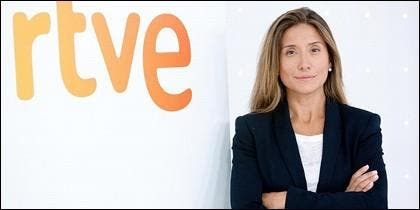 Yolanda García Cuevas, directora de Deportes de TVE.