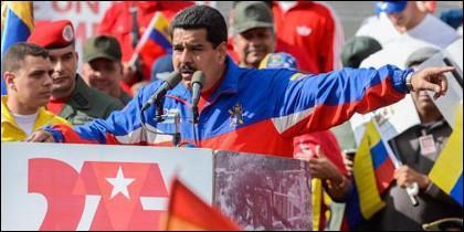 Maduro, más chavista que Chávez.
