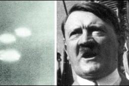 Hitler y los ovnis