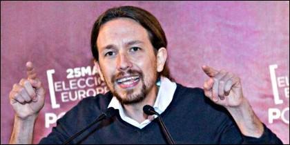 Pablo Iglesias Turrion.