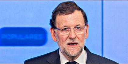 Mariano Rajoy y su 'milagro económico' como gran baza electoral en 2015.