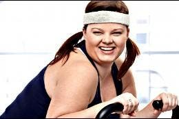 Dieta, grasa, ejercicio.