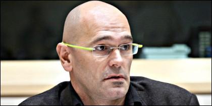 Raúl Romeva.