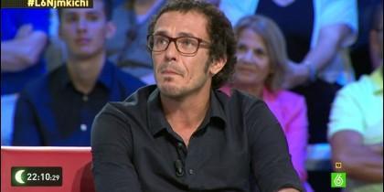 Kichi, el alcalde podemita de Cádiz.