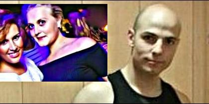 Sergio Morate, asesino de Cuenca y sus dos vúctimas, Marina Okarynska y Laura del Hoyo.