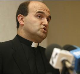 Munilla, obispo de S. Sebastián