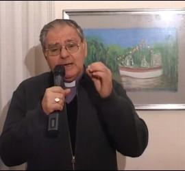 Mons. Óscar Ojea, obispo de San Isidro