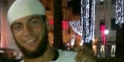 El terrorista Ayoub el Khazzani.