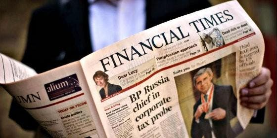 The Financial Times.