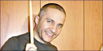 El músico José Fernández 'Hal'.