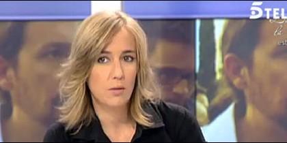 Tania Sánchez, ex de IU y ahora podemita sin complejos.