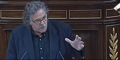 Joan Tardà, portavoz de ERC.