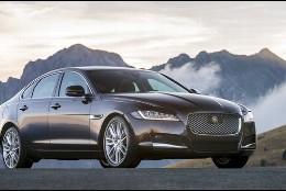 JaguarXF 2016