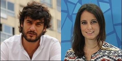Manuel Jabois y Andrea Levy.