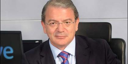 José Ramón Diez, director de TVE.