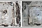 Imágenes de satélite muestran el destrozo en el lugar en el que se levantaba el santuario de Bel en Palmira.