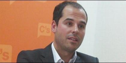 Ignacio Aguado, portavoz de Ciudadanos.