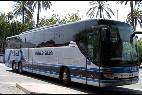 Autobús de la flota Alsa.