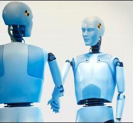 Robot, amistad, relación, pacto.