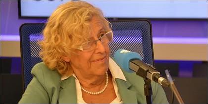 Manuela Carmena, populismo en estado puro.