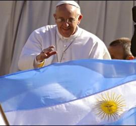 Con Argentina en el corazón y en el humor