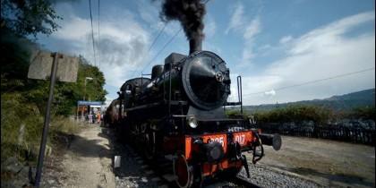 El enlace ferroviario abierto por Francisco