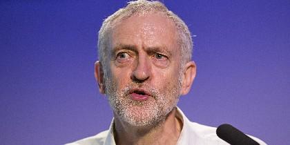 Jeremy Corbyn, líder del Laborismo británico.