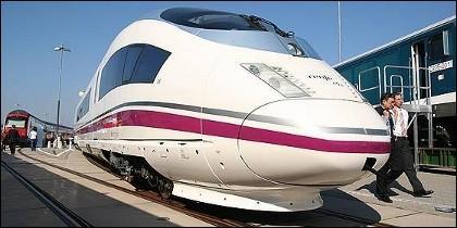 Tren AVE RENFE