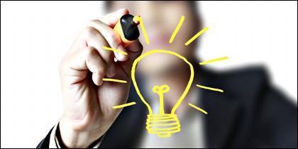 Idea, propiedad intelectual, estudio.