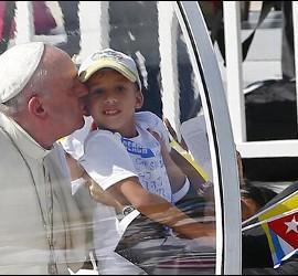 Papa, en Cuba