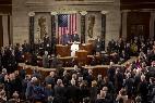 Papa, en el Congreso USA