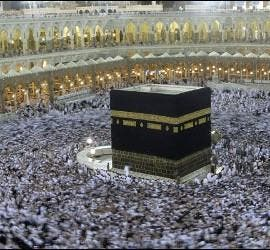 Una avalancha humana ha dejado más de 700 muertos en La Meca