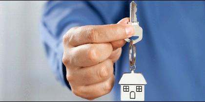 Alquiler de viviendas.