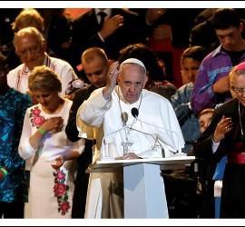 Bendición del Papa