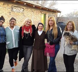Sor Mónica y los travestis de la Patagonia