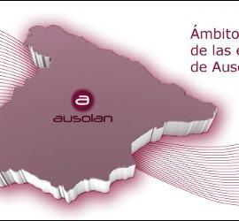 Los servicios de Ausolan en toda España