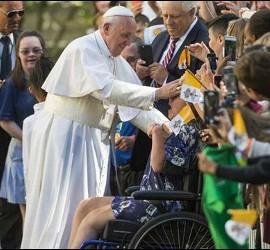 El Papa, en la Quinta Avenida